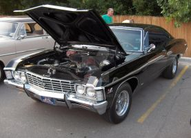 1967 Chevy Impala 427 by Qphacs