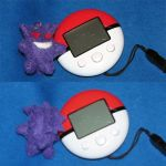 Gengar strap by Black-Blaze