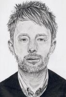 Thom Yorke by meh31488