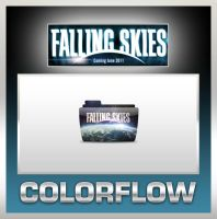 Colorflow Falling Skies Folder by TMacAG