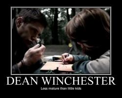 Dean Winchester Motivator by Zehot-guys-are-hot