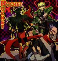 PokeSpe: Rocket Gym Leaders by Envos-the-Bouncy