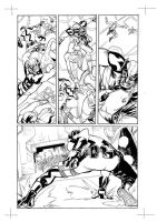 Uncanny X-men sample page 2 by Ed-Hunter