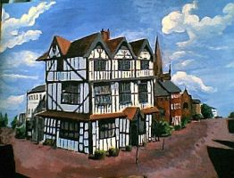 Tudor House by madmax2002