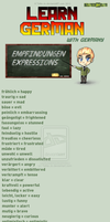 Learn German - Expressions by TaNa-Jo