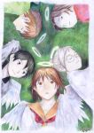 Haibane Renmei by HollowRiku