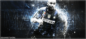 Maicon by issam-gfx