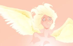 "Vectored Battle ""Angel"" Alita by ls-event"