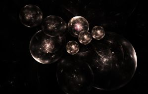 metal marble universe by kanonliv