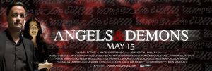 Angels and DEMONS banner IV by onurb-design