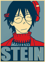 Poster - Soul Eater,''...Stein?'' by SemonX
