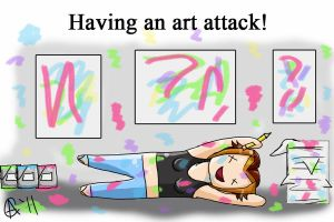 CAD8-Art Attack by wurpess2