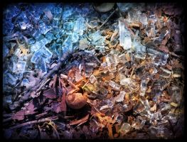 shades of shattered glass by x--photographygirl