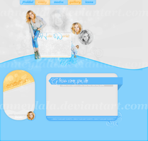 emily vancamp design by AnneyLala