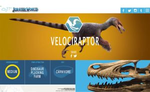 Jurassic world Velociraptor by pabluratops