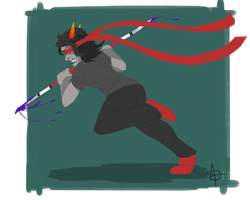 Terezi by Amimia