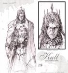 Kull- concept sketch by andybrase