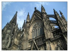 Koln Cathedral 2 by Cattle