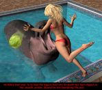 Hilary's Hungry Hungry Hippo (2) by Voremantic