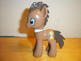 Doctor Whooves Custom by GoEatCheesecake