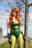 Poison Ivy in Latex by HollyRaeD