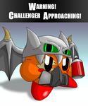 Warning Challenger 1 by KWolf-2K