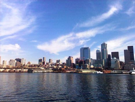 Seattle by hlrabago