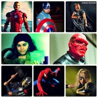AVENGERS ASSEMBLE NOW by Tokyo-Trends
