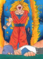 History of trunks - Parallel universe by Niruharu