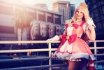 Go!PriPreCure - Protector of the City by Eli-Cosplay