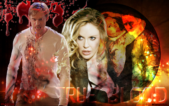 Eric and Pam background by LucyyHale