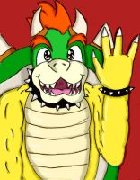 Bowser the Koopa King by bowser-jr99