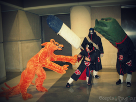 Capture Kyuubi by CosplayCousins