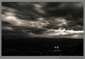 Dark Skies by Goksy