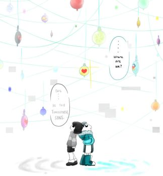 TIMEVERSE Part 1 by perfectshadow06