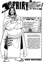 Fairy Tail Manga Chapter 270 by anime-manga-addict