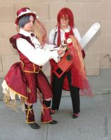 Grell And The Young Earl by Midnight-Dance-Angel