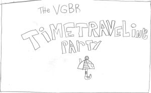 vgbr time traveling party by con1011