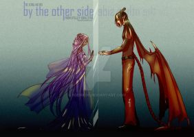 by the other side by 9DenkO6
