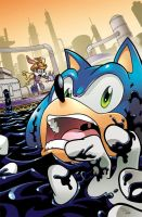 Sonic 215 cover by Yardley