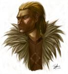 Ulfric Stormcloak by broseidon