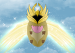 Justica-Poro-Golden-Wing by Poronyos-II