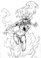 Dark Phoenix by wayner8088