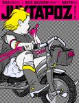 Juxtapoz Cover by TheNazzaro