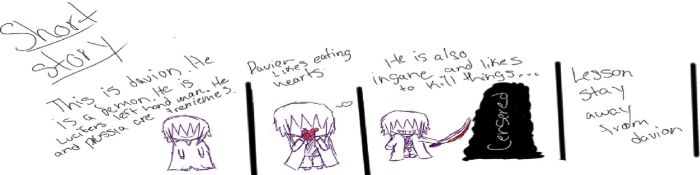 little comic about davion by ask--prussia