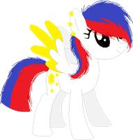 Philippine Pony by Laser-Pancakes