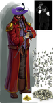 Rogue Trader Swagdronius by Toahdude