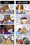 KH2- Lost...and Found by meru-chan