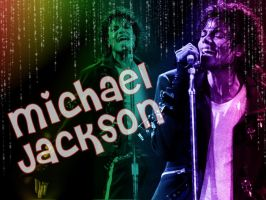 michael wallpaper by ajacqmain