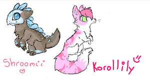 .:iScribble with Korollily:. by WlSHES